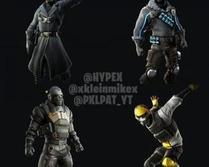 New skins credit @HypeX