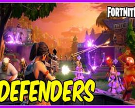 fortnite defenders