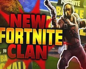 fortnite mobile clans