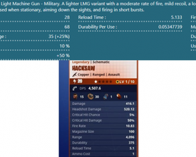 Hacskaw received an un-announced fire rate nerf.........but why though? (the pic on the top is the current hacksaw schematic and the bottom pic is the old.