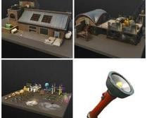 Junk Junction prefabs, Halloween props, and a flashlight for creative! Found on twitter @FNCreativeNews