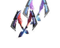 Leaked dual pickaxes