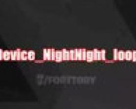 Sounds relating to NightNight Device [Spoilers]