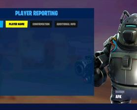 Epic has at got a way to deal with all reported AFKers