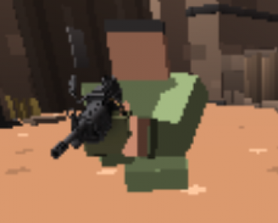 They added Pewdiepie to Krunker