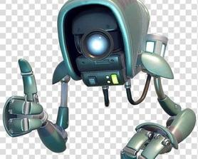 Can we get some of our favorite robots as flairs please?! Like our friend Pop, Lock, Ray, Dark Ray, See-bot, Med-Bot, Beat-Bot, Teddy, Hover turrent #1, Hover turrent #2, and Dr. Vinderman...A.I.