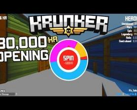 30,000 KR OPENING KRUNKER | Multiple Contraband's & More! (Sorry about it looking dark, Pls no down vote lol)