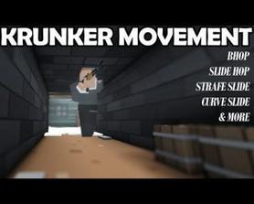 If you haven't yet figured out Krunker movement, my step-by-step guide may help