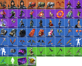 V11.20 Cosmetics and Styles