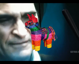 I got a familiar feeling when I saw this ad on a pirated version of joker.