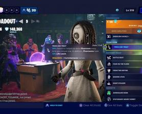 """I tried using the new team perk """"Trick or Treat"""" since the collection book has over 20 heroes under the fortnitemares tab, I was under the impression we could use anyone we wanted. Well as you can see it doesn't work with """"older"""" fortnitemare heroes. But the requirements only say fortnitemares...."""