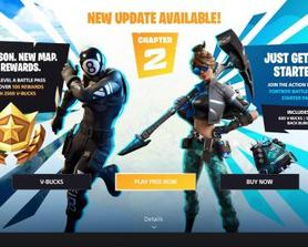 Save the World isn't shown on the Fortnite gamepage on the PlayStation Store anymore