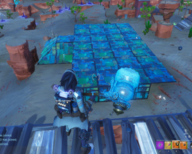 "Epic has ""fixed"" Smasher AI so they can smash through reverse stairs and slants, but left their husk AI so poor simple ATLAS missions can be reduced to this because of a lack of building through terrain"