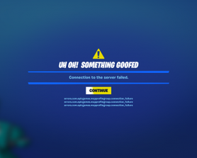 Yes, I love having this issue, every single time I even attempt to log into stw.
