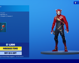 with STW getting BR skins I really like this one and want to buy it but is there any possibility that he'll come to STW as a hero in the lunar new year event? (leaks or anything) cuz 1200 is a lot
