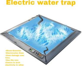 CONCEPT: Electric water Trap