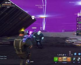 STW servers since update. Happened in every wargames and endurance