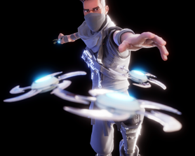 """""""The Storm Chasers: Ken"""" (Cycles, Blender 2.81)"""