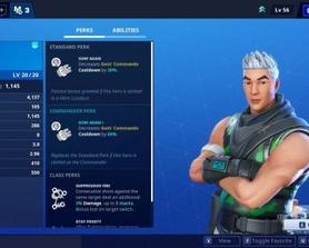 I understand why we can't use commanders in BR, but what about in creative? We could really make some awesome combos using our exclusive edit styles STW has along with commander back blings and such ~ creative really should get more STW elements!