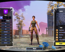 Just a quick idea about FORTNITE Online MMORPG. I really would like to play Fortnite open world mmorpg with a lot of quests, guilds, characters and lore. And with big character customization.