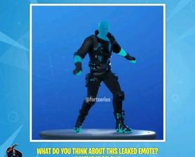 "Leaked ""Bold Stance"" emote that was added in update v12.20"