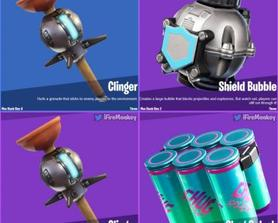 These items were updated, maybe we'll see them return via @iFireMonkey