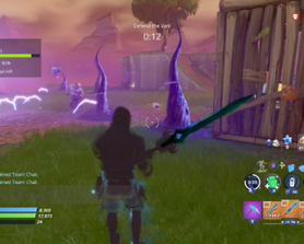 This is the closest I've ever seen the twisters spawn. They constantly broke those walls throughout the mission. It would've been really frustrating in say, twine peaks.