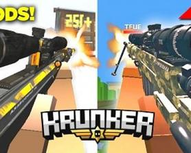 Free Krunker Accounts