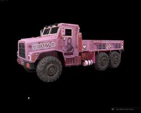 Does anyone know how to get his new truck camo? I'm sure people will be scared when they see this.