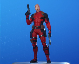 Deadpool's Unmasked Style In-Game via @HYPEX