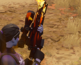 FYI: the new Fryangles wrap is a perfect combo with fire weapons