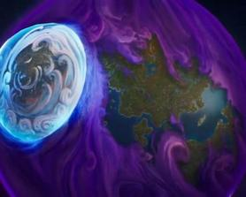 I think you remember this picture, its a shot of the world where you can see two parts, one is where we are right now, second is a undiscovered area thats not infected by the storm, this gives more hints that BR is conne ted to STW, i know this is already been posted 100 times dont remind me