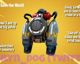 Jet packs in stw?