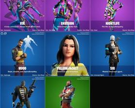 New leaked cosmetics 1/2