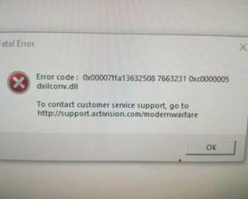 I tried every possible thing I found on the web, but this error message still pops up every time I try to launch the game. What should I do?