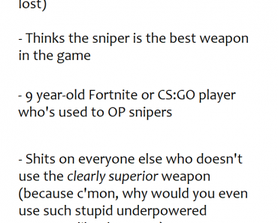 Krunker Stereotypes Part 5: The Self-Proclaimed Professional