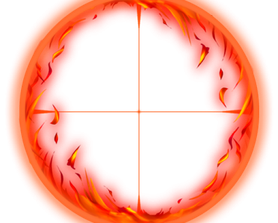 Name: Fire Type: Scope Made by: @RonyKunakh https://cdn.discordapp.com/attachments/622572567831773205/673668373045051392/Fire.png