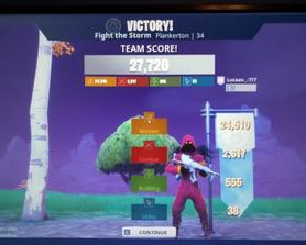 May not seem like a big accomplishment but I'm pl 34 and soloed a recommended 34 pl fight the storm. I am happy bout that.