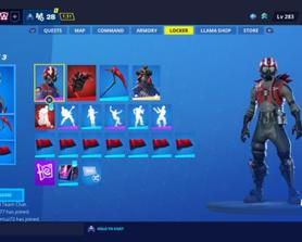 Can we pair hero builds with our locker load outs?