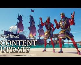 Content updates show how poorly handled this game's development is