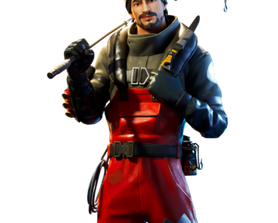HERO CONCEPT! Soldier Hero: Ghost Fisherman Turk Commander/Team Perk - Goin Fishin! Abilities are War Cry, Goin Commando and Shockwave! Harvesting Wooden Objects will give you a 60% chance of dropping Floppers, they give you a 75% health boost when eatened for 30 Seconds while 25% as a Team Perk!