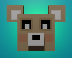 Bear art/render I was gonna use it as my new channel logo but it dosent look that good. Is there anything else I should make?