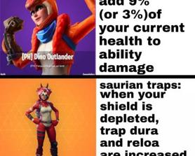 NEW DINO HEROES CONCEPTS(reload*)