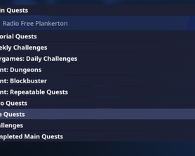 Where did my daily quests go?