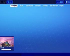 (@VindertechLabs) Fortnite: Save The World Redesigned Main Menu!