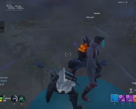 """Alex missing out on the LIGHTNING! This is who we are and we will STAND AND FIGHT! """"take it away Lars"""" *epic guitar solo starts* Rez was mad we were not respecting his AFK build LMAO!"""