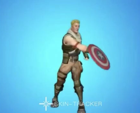 Animation for Captain America's shield, It will probably have the same animation as the phi-blade (via skin tracker)