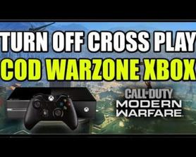 How to turn XBOX Cross-play Off