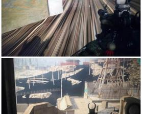 My friend is experiencing these graphical bugs with a new build (Ryzen 5 3600 and RTX 2060) Anyone know how to fix this?
