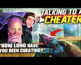 This video shows how much Activision cares about cheaters...